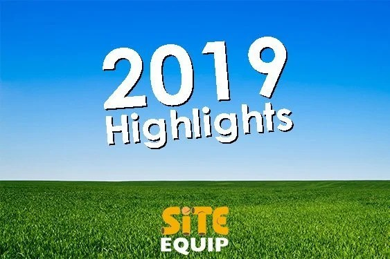 site equips 2019 highlights
