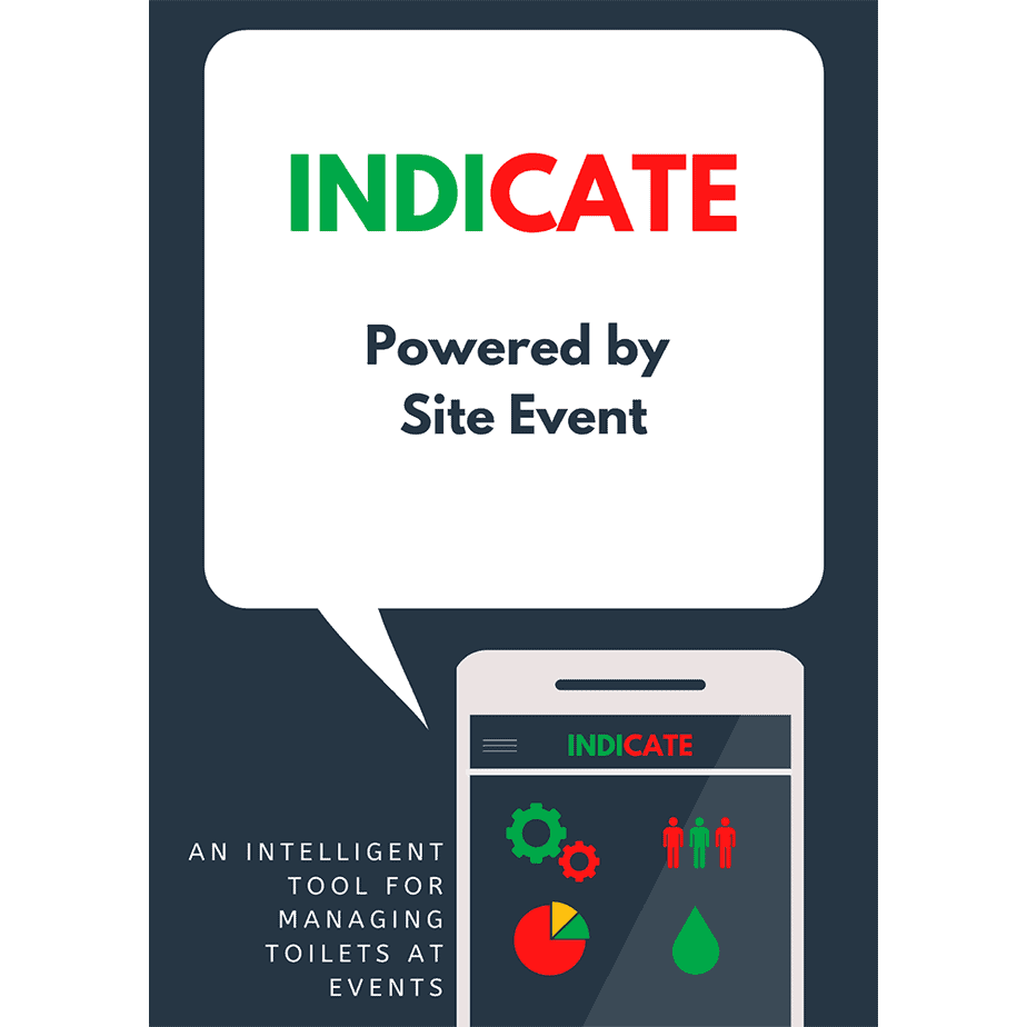INDICATE an intelligent tool for managing toilets at events