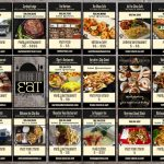 Where to Eat Voyageur Country Brochure Inside