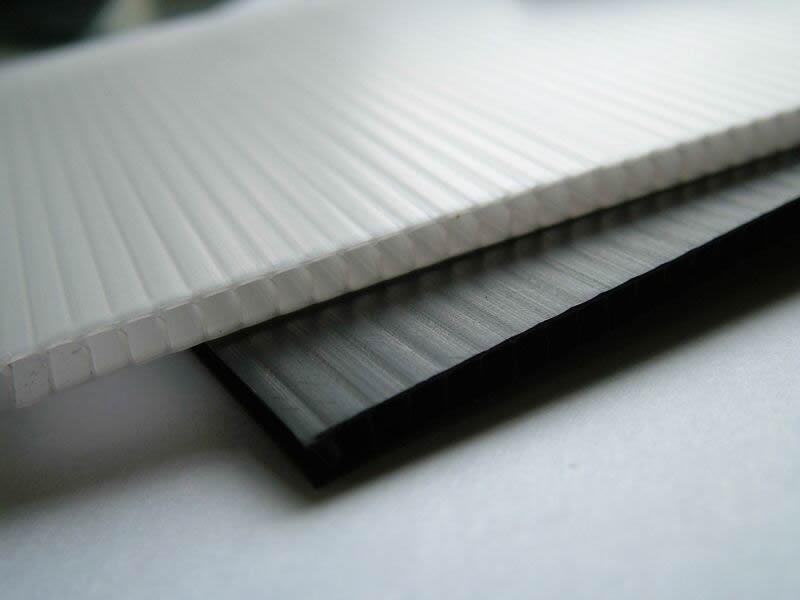 Correx  Sheet Standard 8 x 4 24m x 12m  4mm