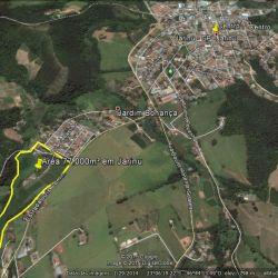 Área com 77.000m² na cidade de Jarinu