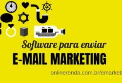 Enviar E-Mail Marketing software/programa E-Marketing