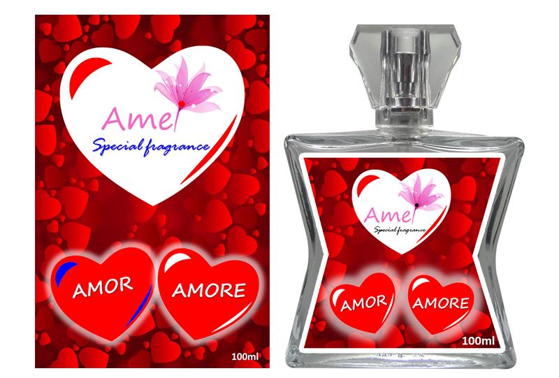 Perfume Amor Amore 100ml, inspirado no perfume Amor Amor