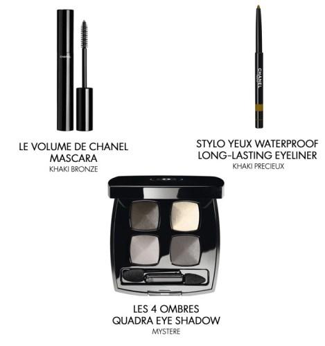 Lançamento de Cosméticos da Chanel