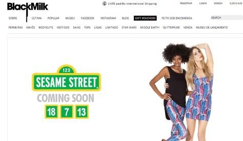 blackmilk para comprar roupas online
