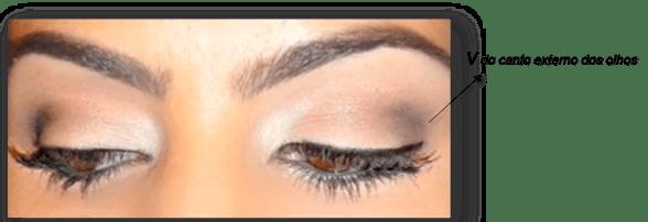 maquiagem para o dia - olhos