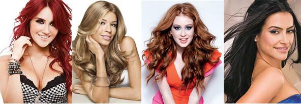 famosas que mudaram o visual do cabelo
