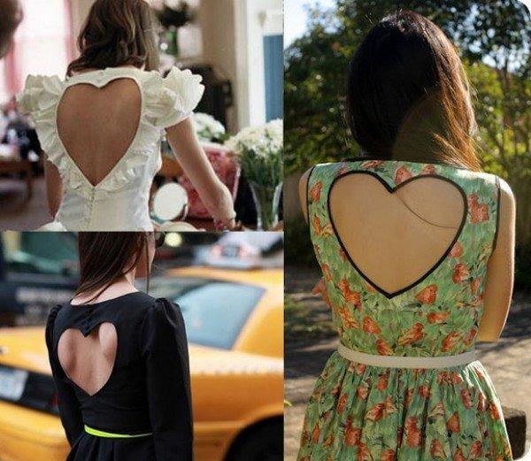 roupas românticas