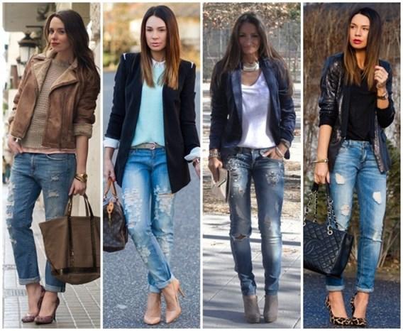 Destroyed Jeans: Tendência da Calça Rasgada