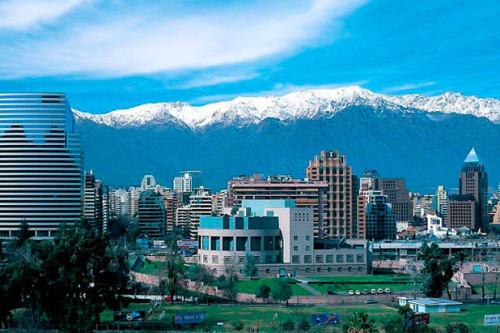 Santiago viagem romântica