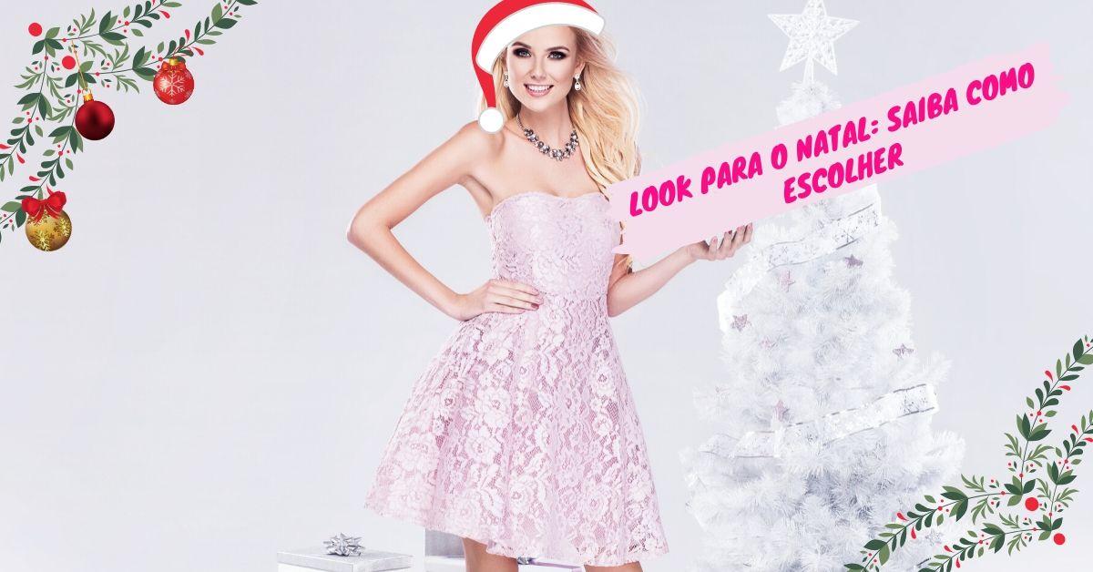 Ideias de looks para o Natal