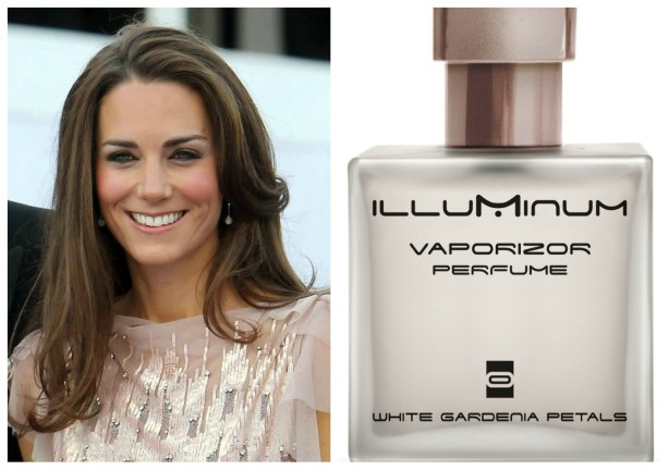perfume predileto da Kate Middleton