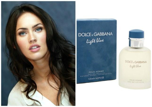 perfume predileto da Megan Fox