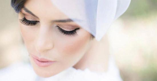 maquiagem para noiva quando o casamento for de dia