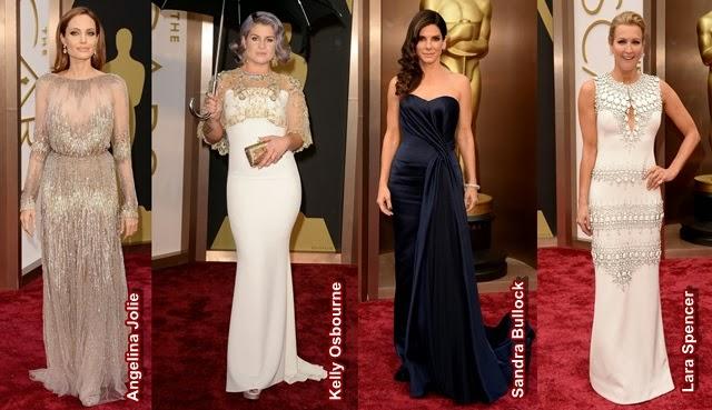 Looks Oscar 2014 3