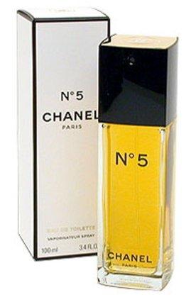chanel número 5 é um dos perfumes femininos mais vendidos