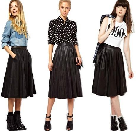 roupas com Cores neutras ou escuras para disfarçar quadris largos