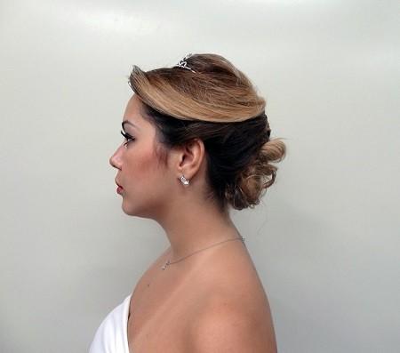 Tendências de penteados para o mês das noivas