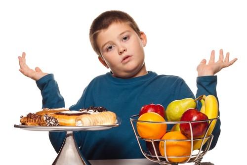 obesidade na infância