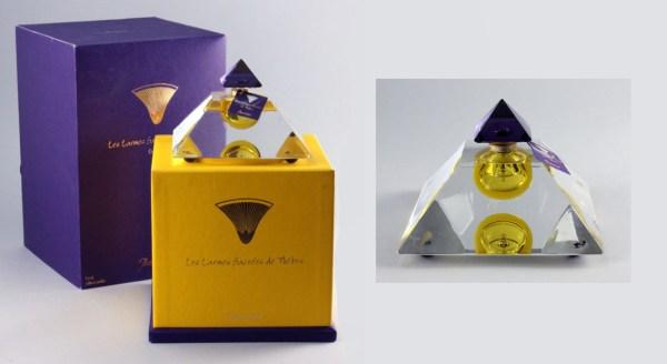 Les Larmes Sacrees de Thebes de Baccarat aparece na quinta colocação dos perfumes mais caros do mundo