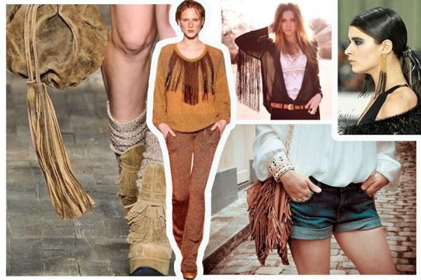 como andar na moda