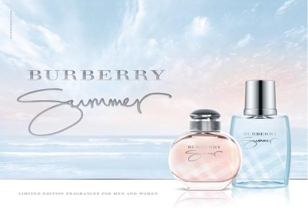 Burberry Summer é um dos perfumes femininos para o verão