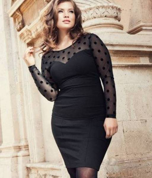 Mulher Plus Size