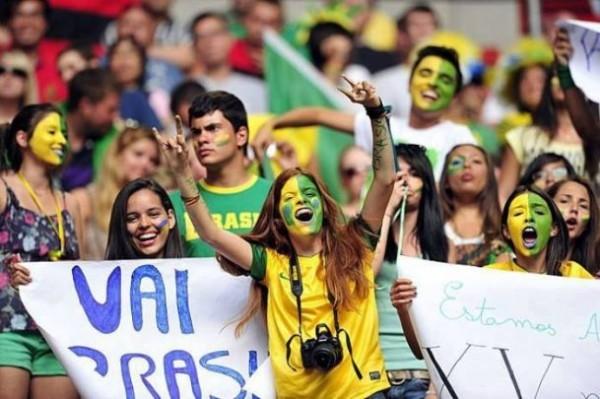 look verde e amarelo para torcer pelo Brasil