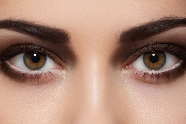 Maquiagem ideal para cada formato de olhos