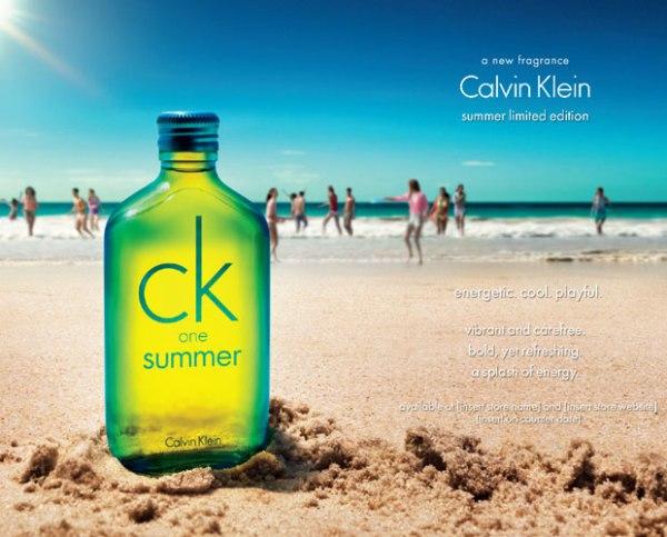 CK One Summer é um dos perfumes femininos para o verão