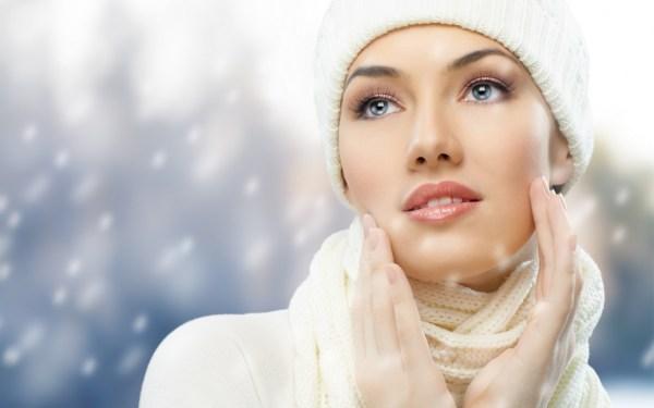 pele hidratada e bem cuidada no inverno