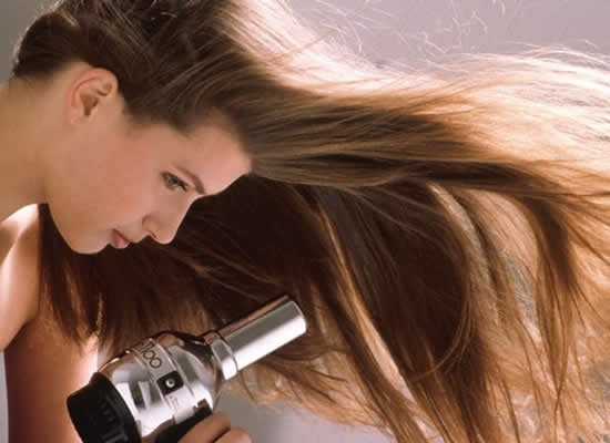 como usar o secador para ter cabelos perfeitos