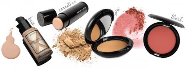 Itens para pele que não pode faltar numa maleta de maquiagem