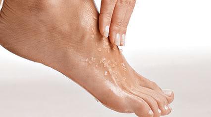 dia de spa caseiro para os pés
