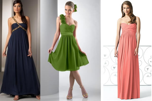 Vestidos de casamento para convidadas e madrinhas