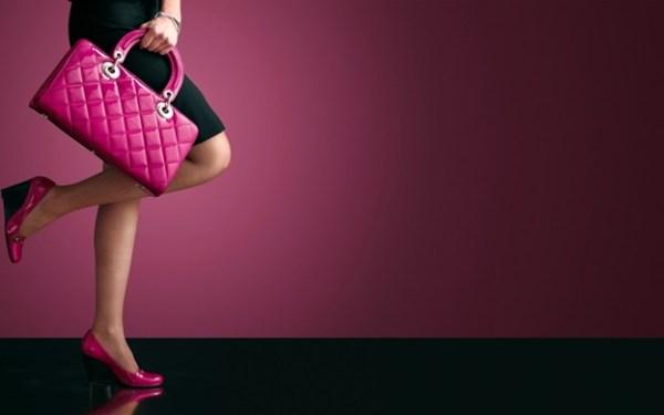 Sapato como ideia de presente para o dia da secretária
