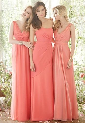 Cores de vestidos para Madrinhas