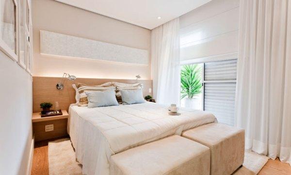 Ideias de decoração para quarto de casal