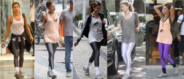 modelos de leggings da moda fitness 2015