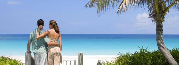 Bahamas romantico