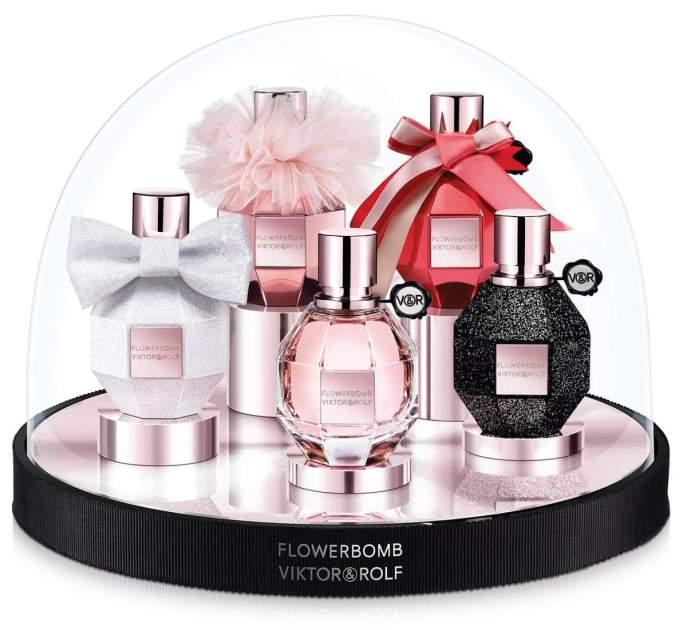 O perfume Flower Bomb de Viktor & Rolf é uma arma de sedução da mulher poderosa