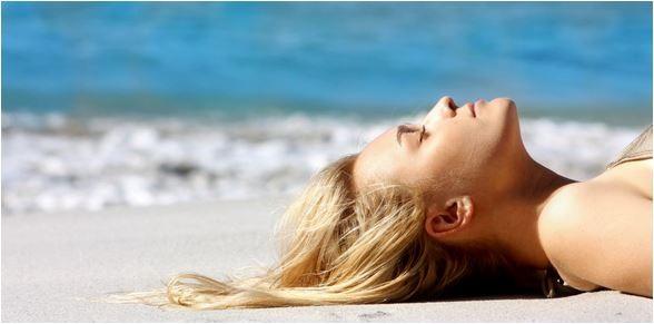 Protetor solar para cabelos - Proteger a cor