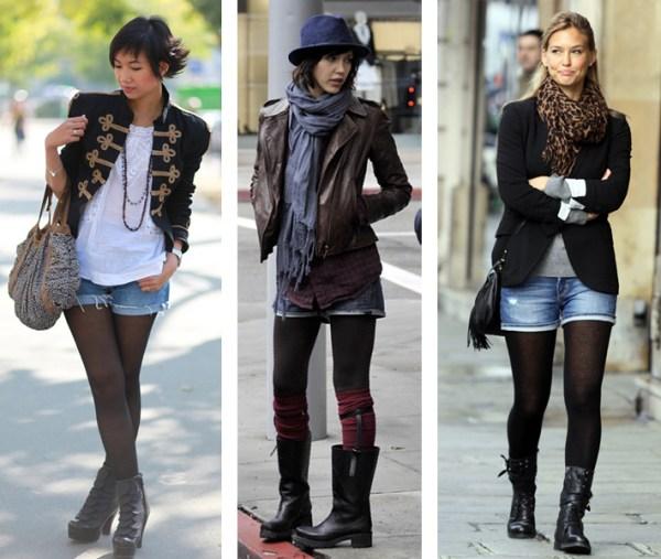 Short jeans é uma das peças de roupas que você pode usar em qualquer estação