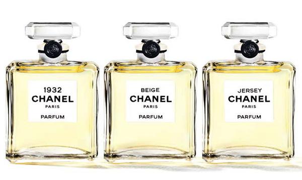 Chanel1932, Beige e Jersey na lista dos melhores perfumes femininos lançados em 2014