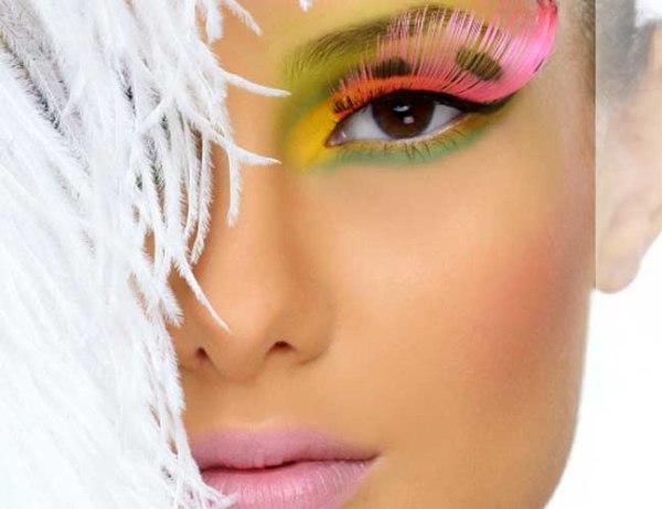 Sugestão de Maquiagem de carnaval