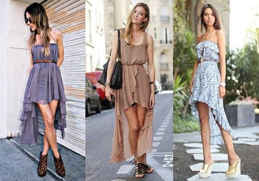 Look com Recorte Mullet