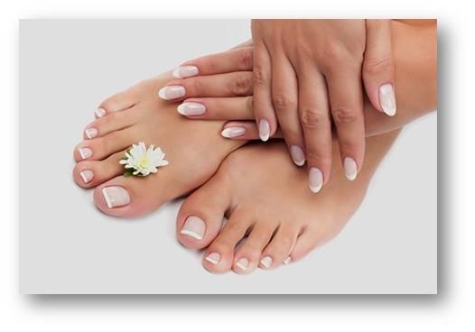 como evitar os pés ressecados
