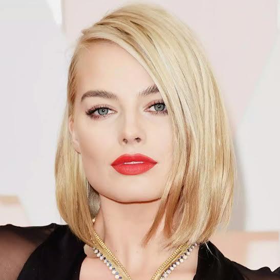 maquiagem para formatura inspirada em Margot Robbie no Oscars 2015