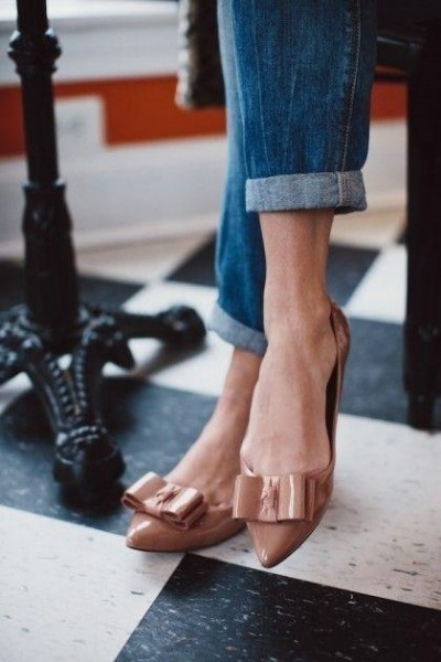 sapatilhas enfeitadas