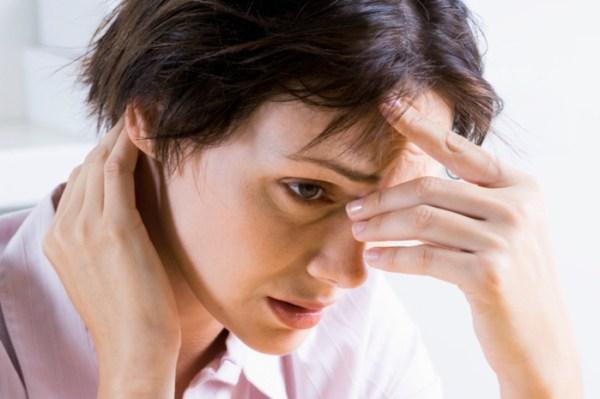 estresse faz o cabelo cair
